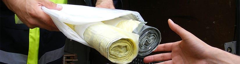 Rouen de Métropole Couronne sacs collecte Grand Distribution des B1qww0I
