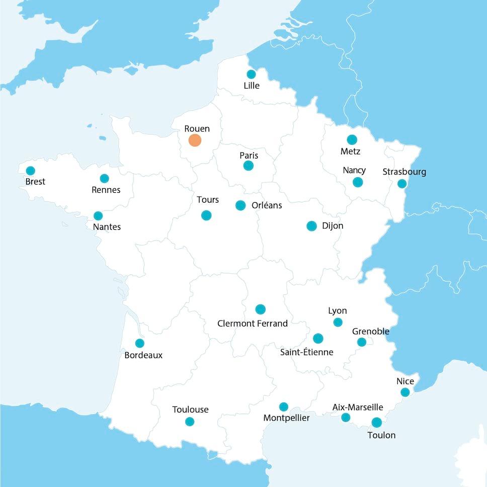 La Métropole | Métropole Rouen Normandie